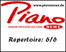 Piano News - Repertoirewert: 6/6