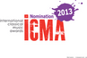 International Classical Music Awards - ICMA - Nomination 2013