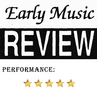 Early Music Review - Performance 5/5 Sterne