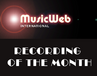 www.musicweb-international.com - Recording of the Month
