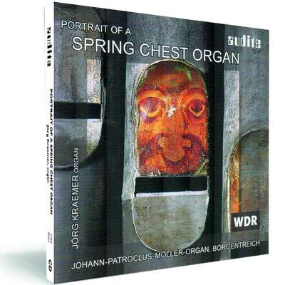 20016 - Portrait of a Spring Chest Organ