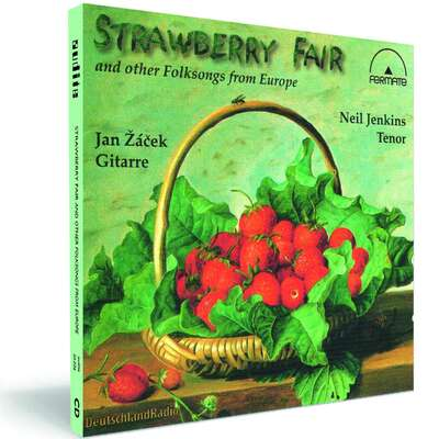 20026 - Strawberry Fair and other Folksongs from Europe