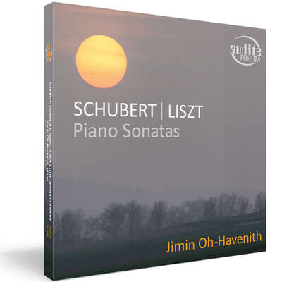 Schubert: Piano Sonata in G Major - Liszt: Piano Sonata in B Minor