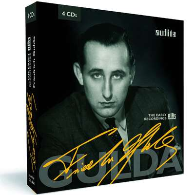 Edition Friedrich Gulda – The early RIAS recordings