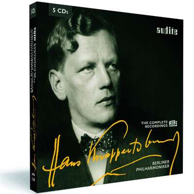 21405 - Edition Hans Knappertsbusch & Berliner Philharmoniker – The complete RIAS recordings