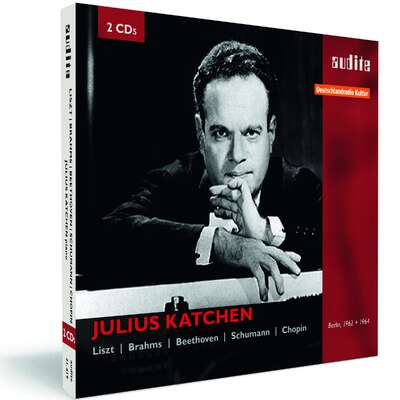 21419 - Julius Katchen plays Liszt, Brahms, Beethoven, Schumann and Chopin