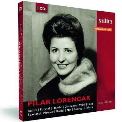 Pilar Lorengar: A portrait in live and studio recordings from 1959-1962