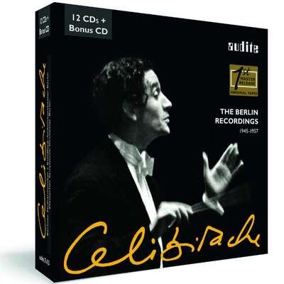 Sergiu Celibidache: The Berlin Recordings