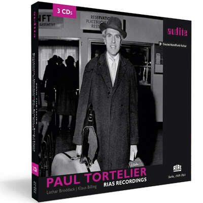 21455 - Paul Tortelier: RIAS Recordings