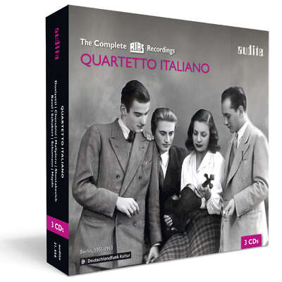 21456 - Quartetto Italiano - The complete RIAS Recordings