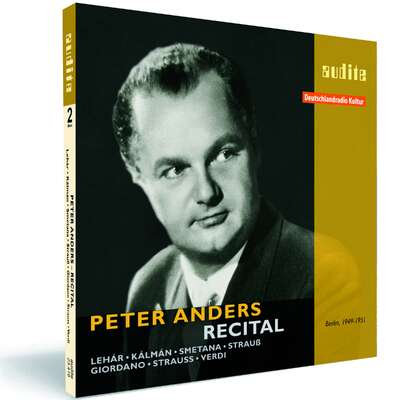 Peter Anders – Recital
