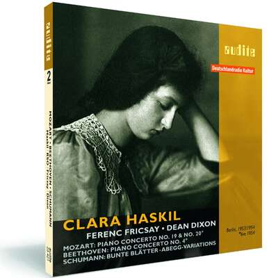 23421 - Clara Haskil plays Mozart, Beethoven and Schumann