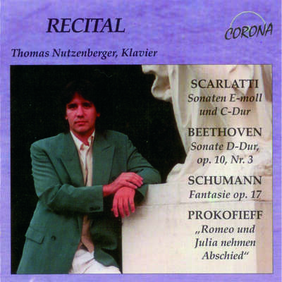 30003 - Thomas Nutzenberger plays Scarlatti, Beethoven, Schumann and Prokofiev