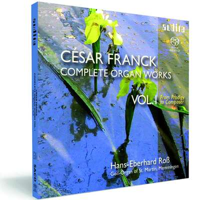 91518 - Complete Organ Works Vol. I