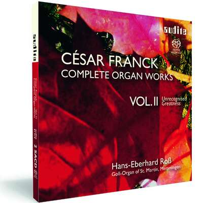 91519 - Complete Organ Works Vol. II