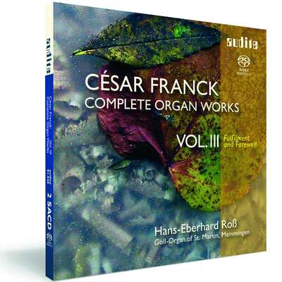 91520 - Complete Organ Works Vol. III