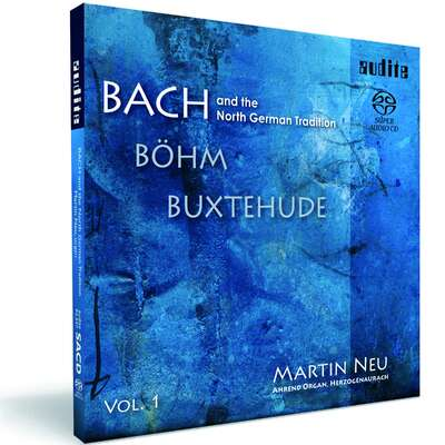 92547 - Bach and the North German Tradition Vol. I