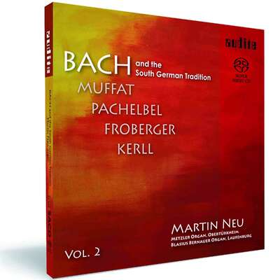 92548 - Bach and the South German Tradition Vol. II