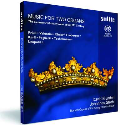 92653 - Music for two Organs