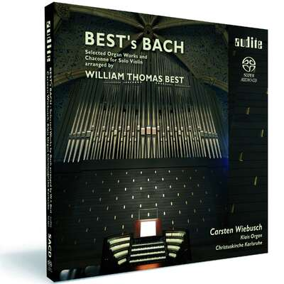 92663 - Best's Bach