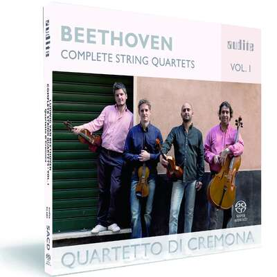 92680 - Complete String Quartets - Vol. 1