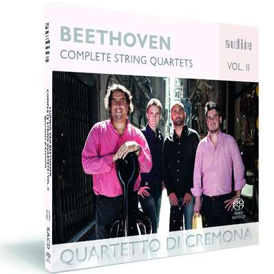92681 - Complete String Quartets - Vol. 2