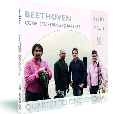 92682 - Complete String Quartets - Vol. 3