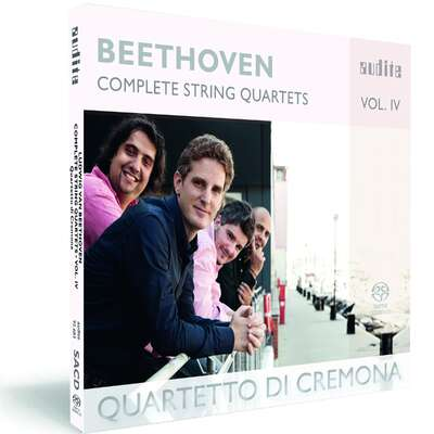 92683 - Complete String Quartets - Vol. 4