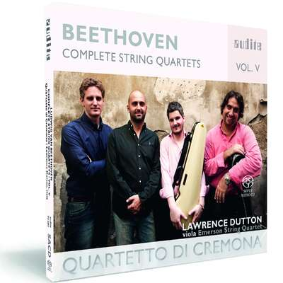 92684 - Complete String Quartets - Vol. 5