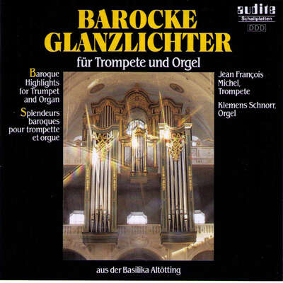 95415 - Baroque Highlights for Trumpet and Organ
