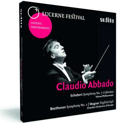 Claudio Abbado conducts Schubert, Beethoven & Wagner