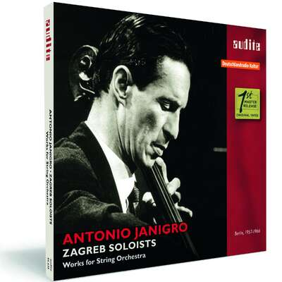 95639 - Antonio Janigro & The Zagreb Soloists