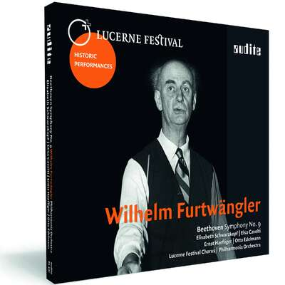 Wilhelm Furtwängler conducts Beethoven's Symphony No. 9