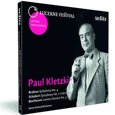 Paul Kletzki conducts Brahms, Schubert & Beethoven