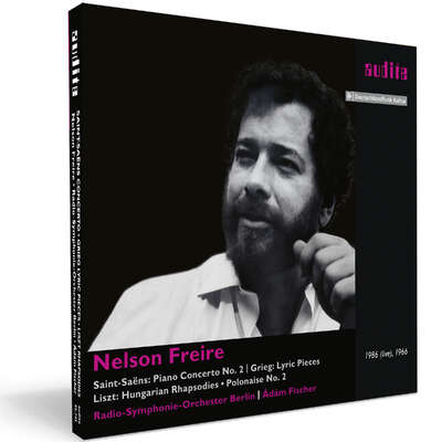 95742 - Nelson Freire plays Saint-Saëns, Grieg and Liszt