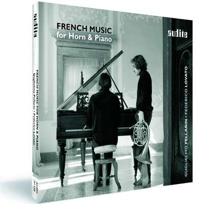 97538 - French Music for Horn and Piano