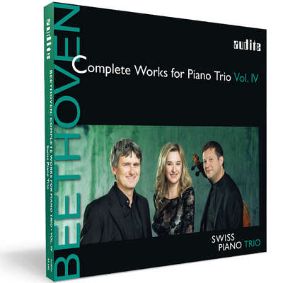 Ludwig van Beethoven: Complete Works for Piano Trio - Vol. 4