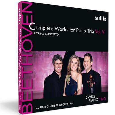 Ludwig van Beethoven: Complete Works for Piano Trio - Vol. 5