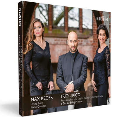 97714 - Complete String Trios & Piano Quartet in A Minor, Op. 133
