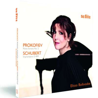 97719 - Elisso Bolkvadze plays Prokofiev and Schubert