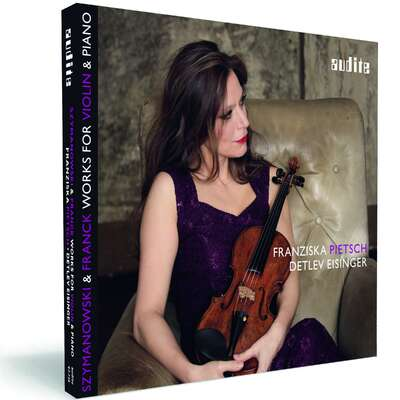 97726 - Works for Violin & Piano