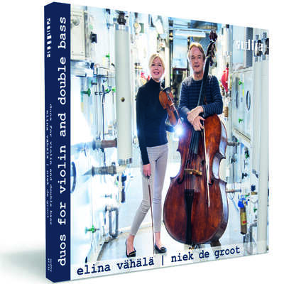 97732 - Duos for Violin & Double Bass