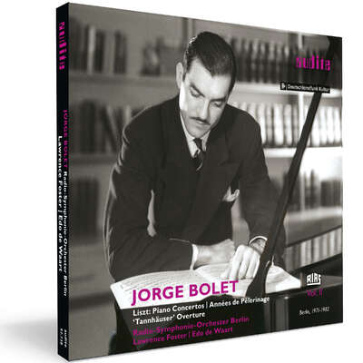 97738 - Jorge Bolet: The RIAS recordings, Vol. II