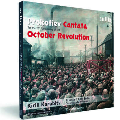 97754 - Cantata for the 20th Anniversary of the October Revolution