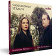 Richard Strauss & Dmitri Shostakovich: Sonatas for Violin & Piano