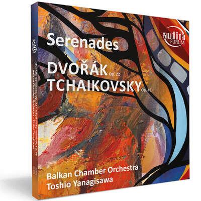 Dvorak & Tchaikovsky: Serenade_Balkan Chamber... - audite