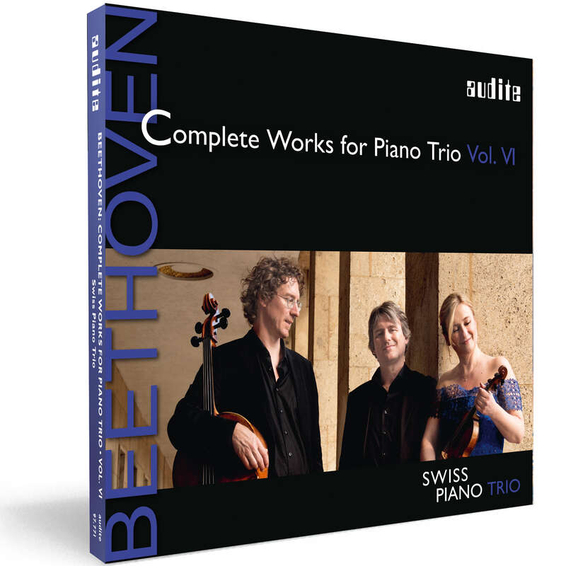 Ludwig van Beethoven: Complete Works for Piano Trio - Vol. 6