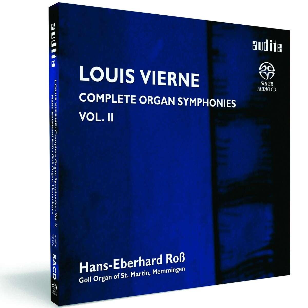 audite! - Louis Vierne: Organ Symphonies op. 28 & op. 32_Complete ...