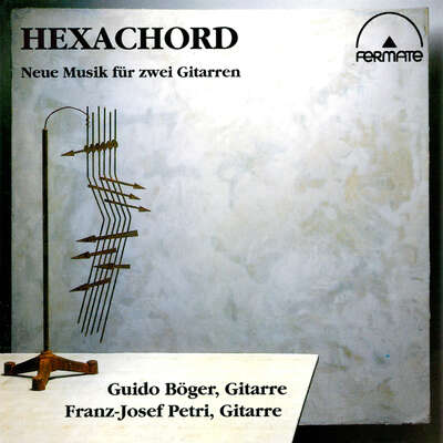 20014 - Hexachord - Contemporary Music for two Guitars