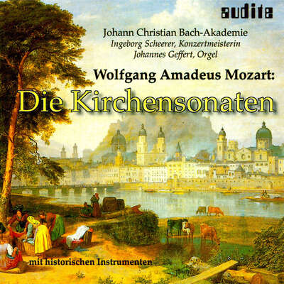 20015 - Church Sonatas